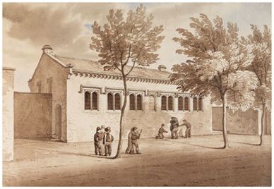 Photo of Illustration courtesy Bath In Time/Bath Central Library