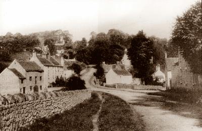 Willsbridge C1899; looking towards Willsbridge Hill; photo courtesy Paul Townsend