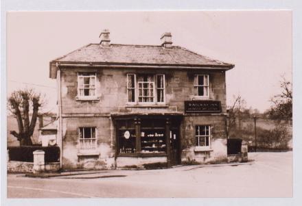 The Railway Inn, Willsbridge, 1937; photo courtesy Bristol Records Office