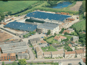 1980 The new buildings complete, after a hectic 3 years of rebuilding whilst maintaining production.